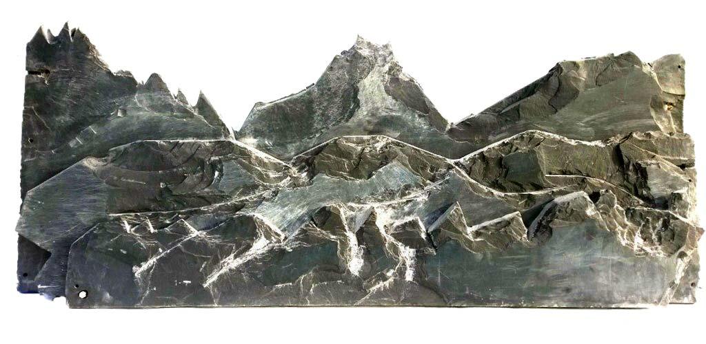 Ordesa, Pyranees Sculpture